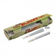 RAW Organic Hemp Cones 1 1/4 32 Pack