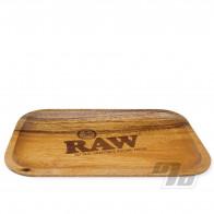 RAW Acacia Wood Rolling Tray