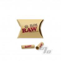 RAW Pre-Rolled Slim Herbal Tips