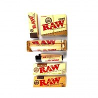 RAW Rolling Papers Bundle