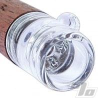 RYOT Walnut One Hit Bat w/Glass Tip