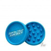 Santa Cruz Shredder Blue Hemp Grinder