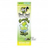 Skunk Hemp Wraps Lemon Cake Terps 2 Pack