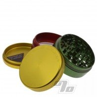 Space Case Rasta Grinder Sifter Medium