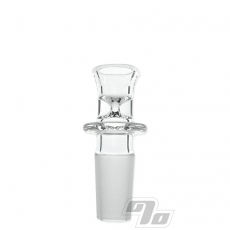 Huffy Glass 10in Straight Waterpipe