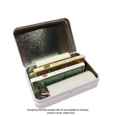 Pure Hemp Classic Papers Rolling Tin
