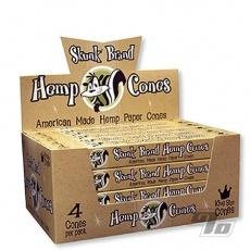Skunk Organic Hemp Cones King Size 4 pack