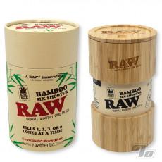 RAW Bamboo Six Shooter KS