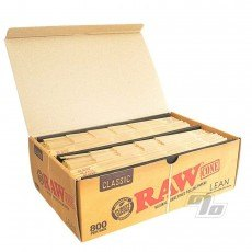 RAW Lean Cones 800 Bulk Pack