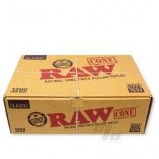 RAW SW Cones 70/24 1200 Bulk Pack