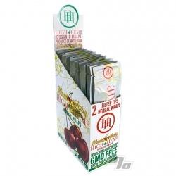 High Hemp Organic Blazin Cherry Wraps