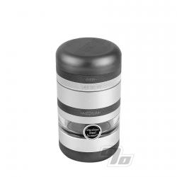 Kannastor GR8TR V2 Jar Grinder Silver