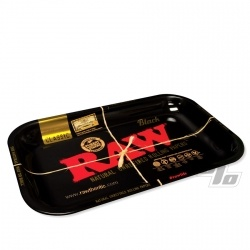 RAW Black Small Rolling Tray