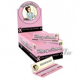 Blazy Susan 1 1/4 Pink Rolling Papers