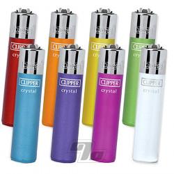 Clipper Lighter Crystal Rainbow