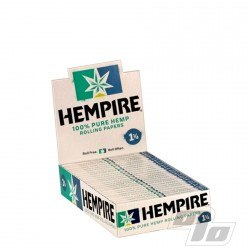 Hempire 1 1/4 Hemp Rolling Papers