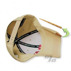 RAW Poker Hat Tan