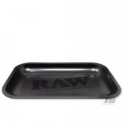 RAW Matte Black Small Rolling Tray