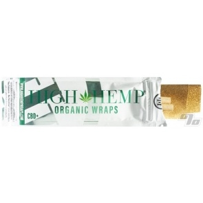 High Hemp Organic Blunt Wraps are all natural blunts