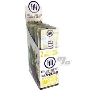 High Hemp Organic GrapeApe Blunt Wraps
