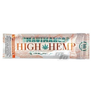 High Hemp Organic Blunt Wraps in Mango