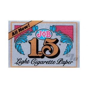 Job 1.5 Silver Light Rolling Papers