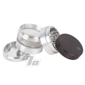 Kannastor 2.2in Grinder/Sifter/Jar 4pc