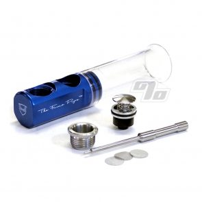 Fumo Pipe Blue