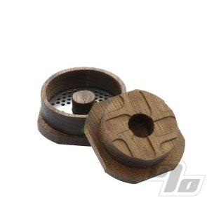 Magic Flight Finishing Grinder Walnut