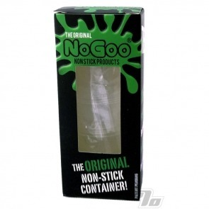 NoGoo Concentrate Containers 5 Pack Clear