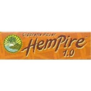 Hempire Single Width Hemp Rolling Papers