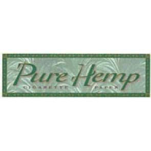 Pure Hemp Rolling Papers 1 1/4 size