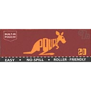 Zen 1 1/4 Pouch Rolling Papers