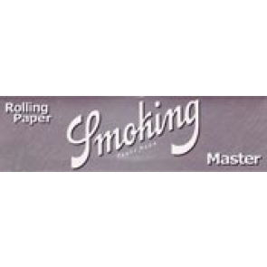 Smoking Master 1 1/4 Rolling Papers
