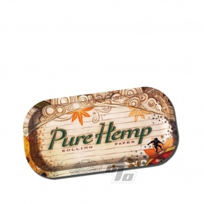 Pure Hemp X-Small Rolling Tray from Pure Hemp Rolling Papers