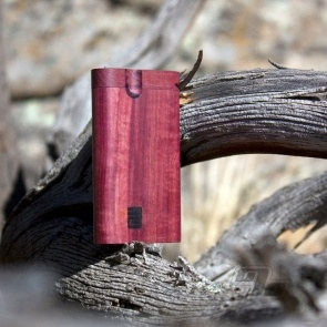 Purpleheart Wood Dugout