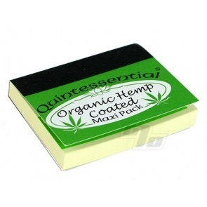 Quintessential Maxi Hemp Filter Tips Box/20