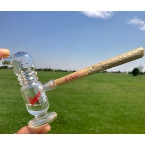 RAW x RooR Cone Bubbler