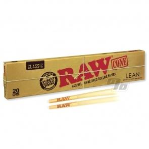 RAW Cones Lean Pack