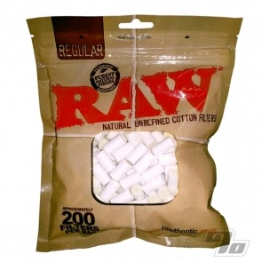 RAW Cotton Filters