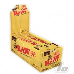RAW Cones Lean 20 Pack