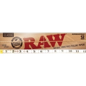 RAW Huge Rolling Papers 12 inch