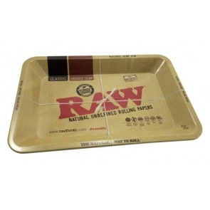 RAW Rolling Tray Mini from RAW Rolling Papers