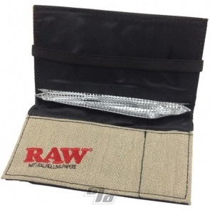 Hand Rolling Smoking Wallet from RAW Rolling Papers