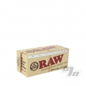 RAW Parchment Paper on a roll 100mm x 4m