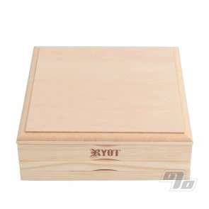 RYOT Dual Screen Solid Top 7x7 Pollen Box
