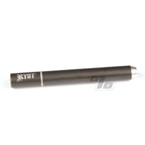RYOT Anodized Black One Hit Bat