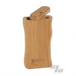 Bamboo Dugout w/Poker