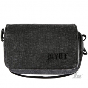 RYOT Piper Case Smell Safe in Black