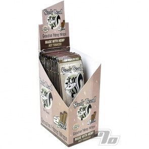 Skunk Genuine Hemp Wraps 2 Pack
